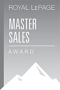 Royal LePage Master Sales Award