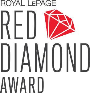 Royal LePage Red Diamond Award
