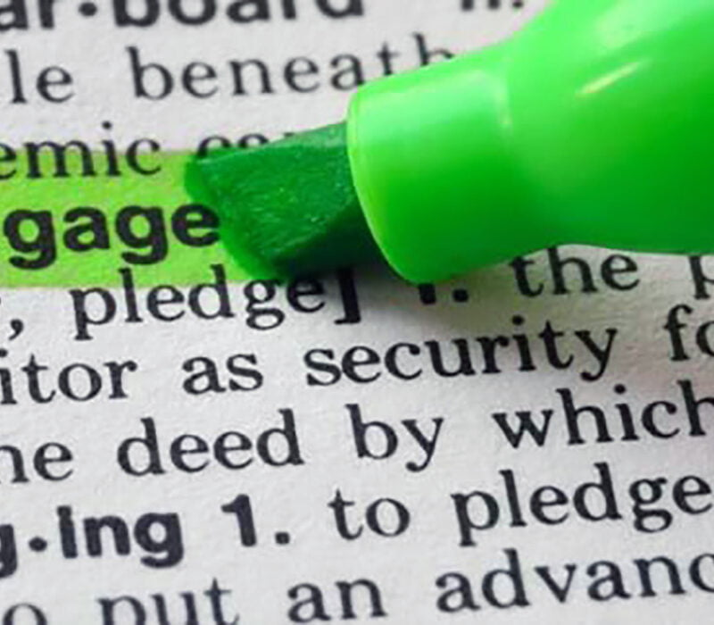 Mortgage Terms and Fees